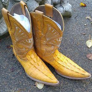 Daveko Western Boots